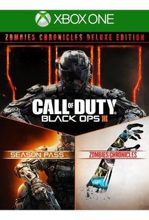 Call Of Duty Blackops3 Xbox 360 5 0 - Consolas y Videojuegos