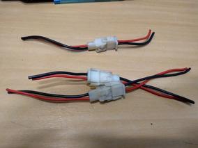 Conector Eleúrico (par) Pares
