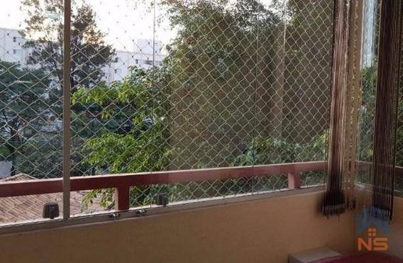 Apartamento Com 2 Dormitórios À Venda, 89 M² Por R$ 430.000 - Jardim Da Campina - São Paulo/sp - Ap13068