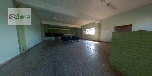 Imagem 1 de 10 de Loja/salão Em Vila Planalto - Cajamar - 4022