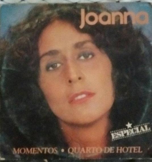 Cp - Joanna - Especial - Momentos/quarto De Hotel - 1980