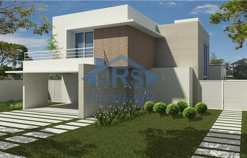 Sobrado Com 4 Dormitórios À Venda, 200 M² Por R$ 1.579.000 - Alphaville - Santana De Parnaíba/sp - So1712