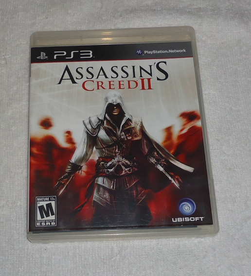 Assassins Creed 2 Ps3 ** Leia Frete Gratis