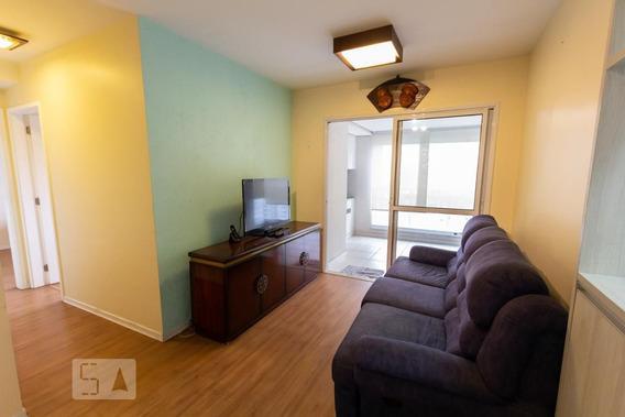 Apartamento No 21º Andar Com 2 Dormitórios E 1 Garagem - Id: 892951976 - 251976