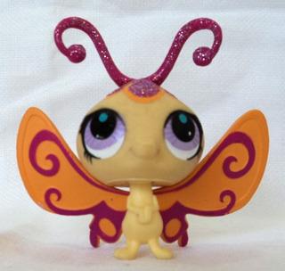 Littlest Pet Shop Original Libelula Mariposa Hasbro