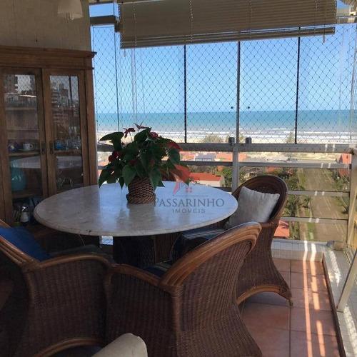 Cobertura Com 4 Dormitórios À Venda, 308 M² Por R$ 1.700.000,00 - Praia Grande - Torres/rs - Co0208