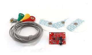 Monitor Ritmo Cardíaco Ad8232 Sensor Ecg Arduino