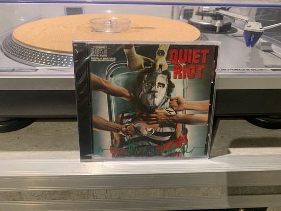 Quiet Riot - Condition Critical - Cd Importado