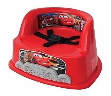Silla Para Comer Cars Disney- Asiento Elevador