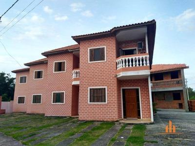 Apartamento Residencial À Venda, Jardim Belas Artes, Itanhaém. - Ap0048