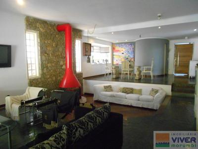 Casa Alto Padrão Em Condomínio - Nm4231