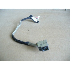 Conector Dc Power Jack C/cabo Notebook Hp Pavilion Dv4 2112b