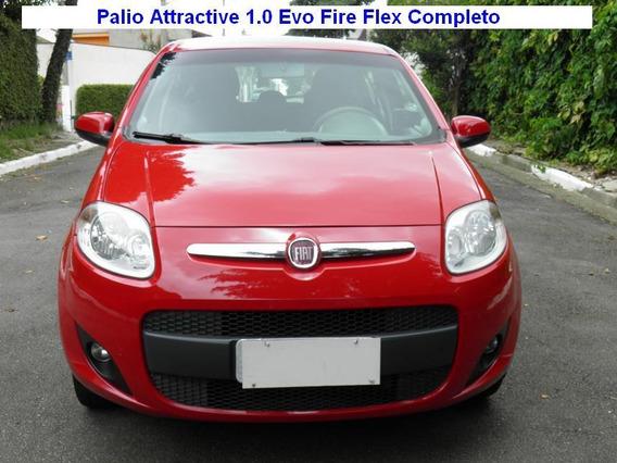 Fiat Palio Attractive 1.0 Evo Fire Flex