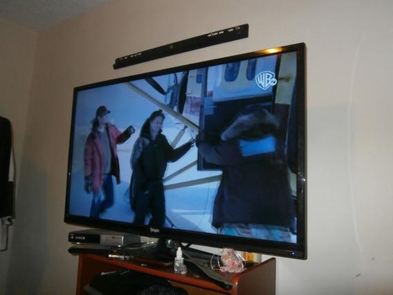 Tv Led 40 Siragon C/control Base P/pared Serie 5100 Dvd(230