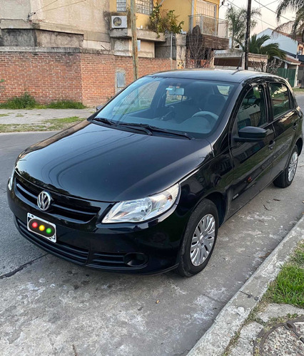 Imagen 1 de 8 de Volkswagen Gol Trend 2010 1.6 Pack I 101cv