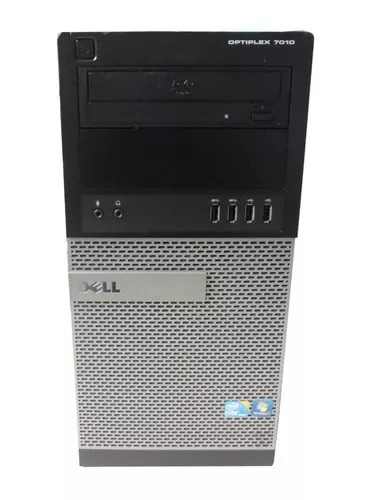 Cpu Dell Optiplex 7010 Intel I5 12gb Hd 500gb