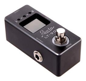 Mini Pedal Afinador Para Violão Guitarra Baixo Rowin Tunner