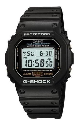 Relógio Casio G-shock Masculino Original Dw-5600e-1vdf