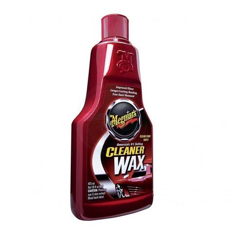 Cera Cleaner Wax Meguiars La Mas Vendida En Estados Unidos