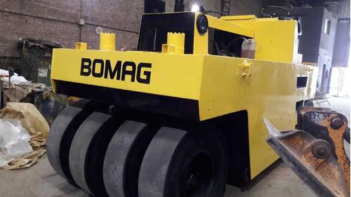 Compactador Neumàtico Bomag Bw20