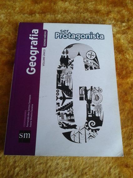 Geografia Ser Protagonista ( Geral E Brasil )