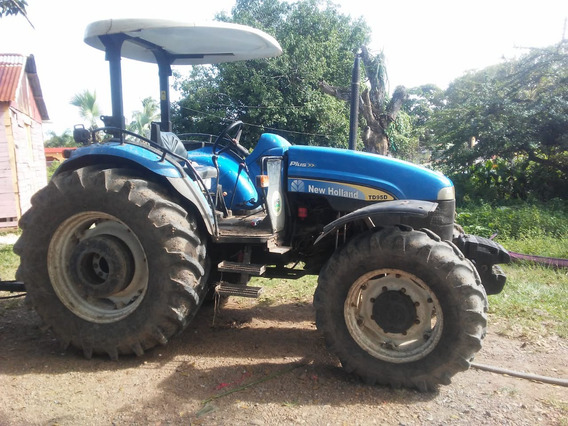 Tractor New Holland 2013 .4x4