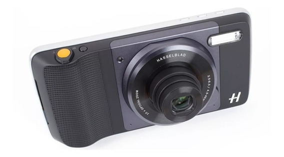 Snap Camera Hasselblad Moto + Capa