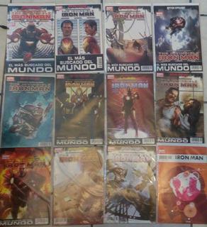 Invencible Iron Man(1-38) Comics Que Inspiraron A Las Pelis