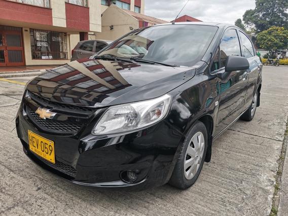 Chevrolet Sail Ls Modelo 2018 Con Aire Acondicionado 2ab Abs