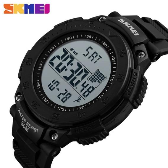 Relógio Masculino Skmei Luz Importado Exclusividade Digital
