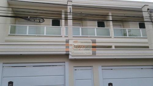 Sobrado Residencial À Venda, Vila Barreto, São Paulo. - So0579