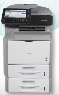 Impresora / Fotoc Multifuncion Ricoh Sp 5210 Sf Similar 301 401 501 52 Ppm Usad