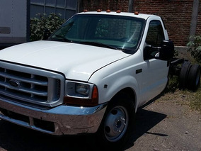 Ford F-350 5.4 Xl Lpg Mt Remato , Jamas Chocada¡¡