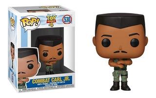 Figura Funko Pop Disney Toy Story 4 - Combat Carl Jr. 530.