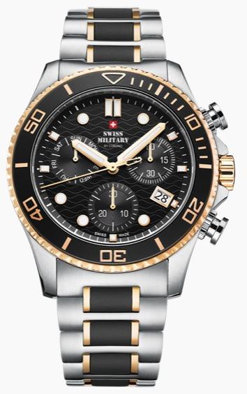 Relógio Swiss Military Sm34051