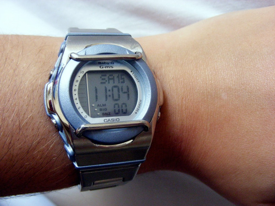 Abaixei ### Relógio Casio Baby G Vintage ###