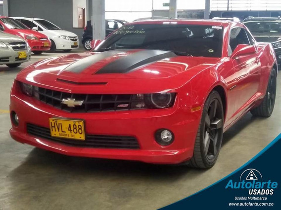 Chevrolet Camaro Ss A/t 6.2