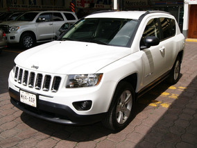 Jeep Compass Latitude 2015. Aut, Ve,ba, A/c, Cd, Ra 17 :