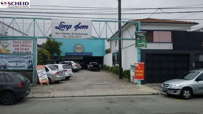 *oportunidade* Galpão 500m2 Na Avenida Morumbi Excelente Opção Para Bancos, Supermercados, Agencias - Mc3490