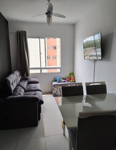 Imagem 1 de 15 de Apartamento Em Canhema  -  Diadema - 2217