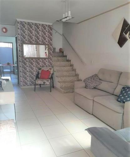 Imagem 1 de 12 de Sobrado Em Itaquera Com 2 Dorms, 1 Vaga, 68m² - So0828