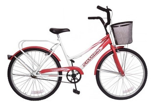 Bicicleta Futura Country Paseo Dama Full Rodado 26