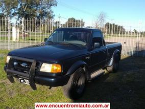 Ford Ranger Gnc Full Muy Buen Estado Permuto Pedyautos