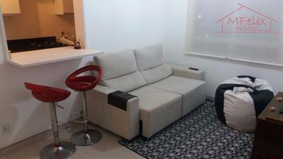 Apartamento 2 Dorms, Condomínio Único Guarulhos, Próximo Ao Shopping Internacional, Com Lazer Completo. - Ap0839