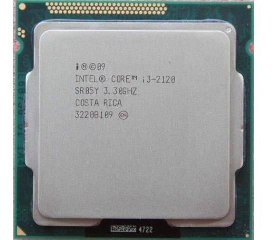 Processador Core I3-2120 (2 Geração) 3.3 Ghz Lga 1155 Oem