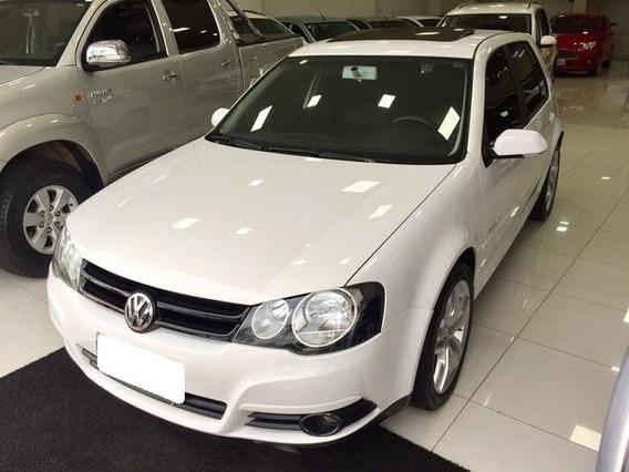 Volkswagen Golf Sportline 1.6 Vht Branco 8v Flex 4p 2012