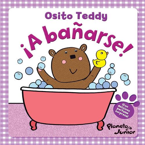 Imagen 1 de 3 de Osito Teddy A Bañarse De Aa. Vv. - Planeta Junior