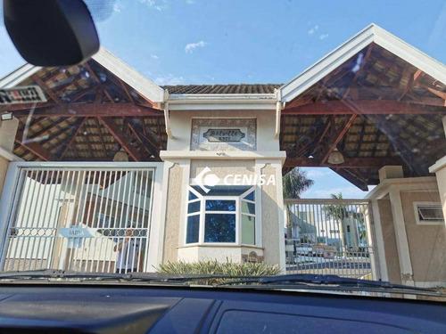 Imagem 1 de 12 de Terreno À Venda, 600 M² - Condomínio Belville - Indaiatuba/sp - Te1283