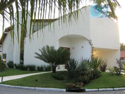 Casa Para Locação, Condomínio Jardim Acapulco - Guarujá. - Ca0350
