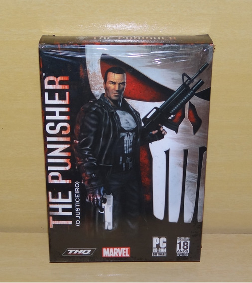 The Punisher / O Justiceiro - Pc